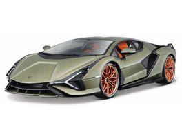 Bburago 1 18 Lamborghini Sian FKP 37