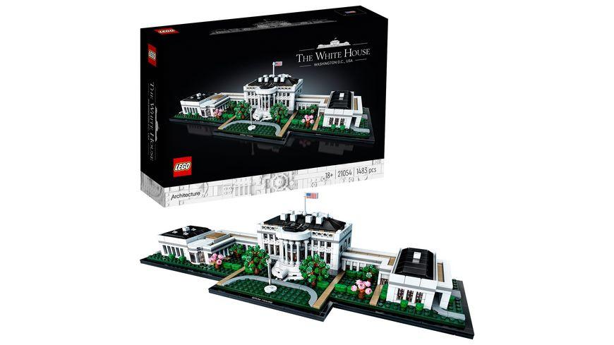 LEGO Architecture - 21054 Das Weiße Haus