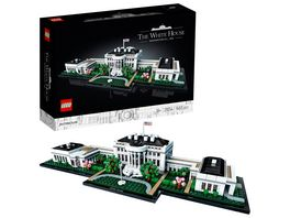 LEGO Architecture 21054 Das Weisse Haus