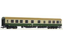 Roco 74805 Schnellzugwagen 2 Klasse mit Gepaeckabteil DR