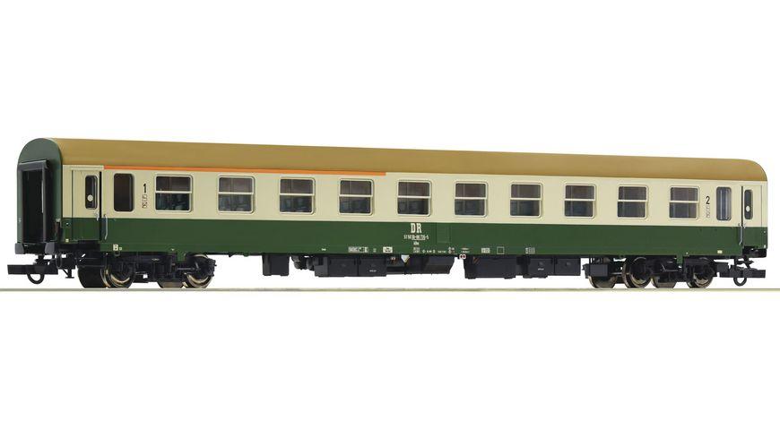 Roco 74801 - Schnellzugwagen 1./2. Klasse, DR