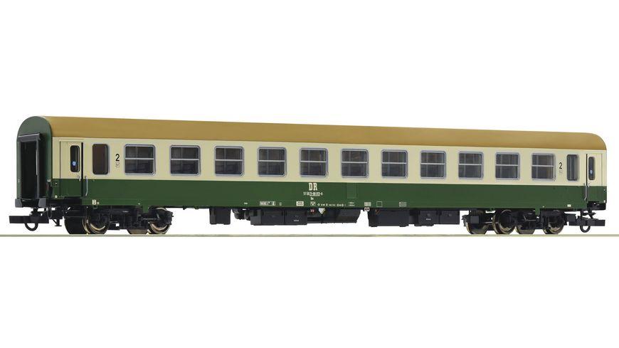 Roco 74802 - Schnellzugwagen 2. Klasse, DR