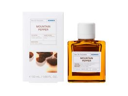 KORRES Mountain Pepper Eau de Toilette