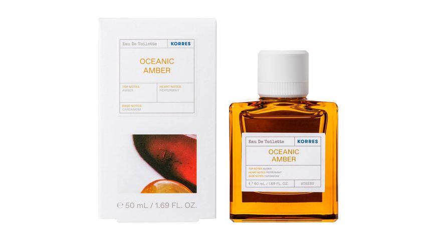 KORRES Oceanic Amber Eau de Toilette