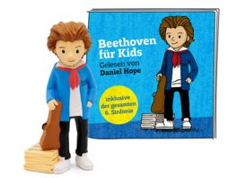 tonies Hoerfigur fuer die Toniebox Beethoven fuer Kids Gelesen von Daniel Hope