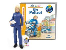 tonies Hoerfigur fuer die Toniebox Wieso Weshalb Warum Junior Die Polizei