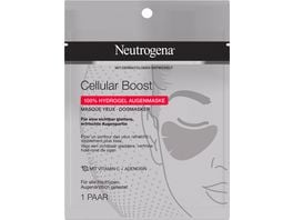 Neutrogena Cellular Boost 100 Hydrogel Augenmaske