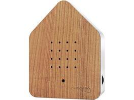 Relaxound Zwitscherbox Holz Kirsche