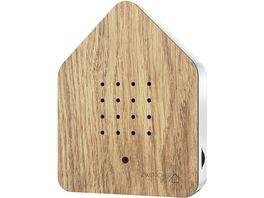 Relaxound Zwitscherbox Holz Eiche
