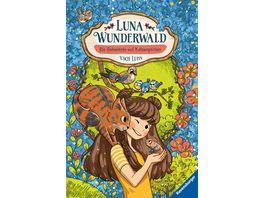 Luna Wunderwald Band 2 Ein Geheimnis auf Katzenpfoten