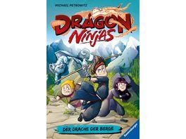 Dragon Ninjas Band 1 Der Drache der Berge