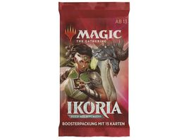 Magic the Gathering Ikoria Reich der Behemoths Booster