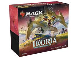 Magic the Gathering Ikoria Reich der Behemoths Bundle