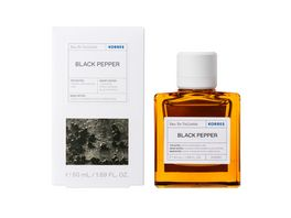 KORRES Black Pepper Eau de Toilette