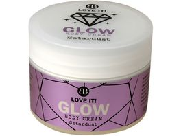 Bettina Barty LOVE IT GLOW Body Cream stardust