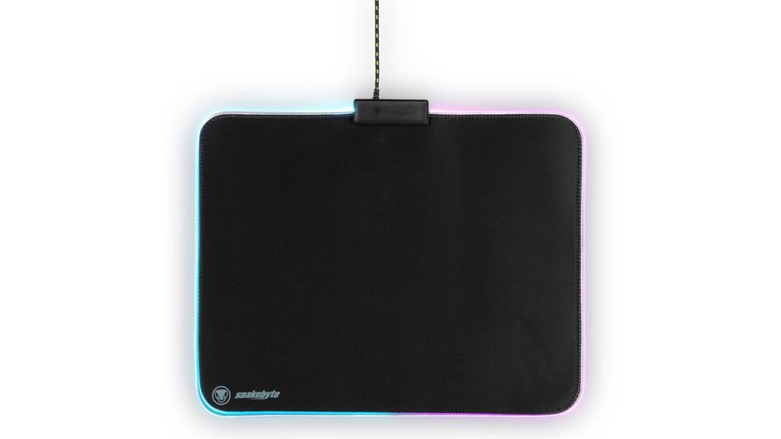 snakebyte PC Mouse Pad Ultra RGB