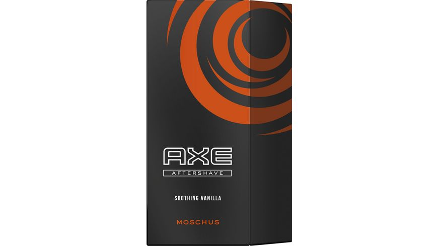 Axe Aftershave Moschus