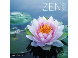 Zen 2021 A I 30x31cm