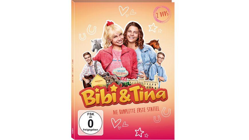 Bibi Tina Serie Die komplette erste Staffel