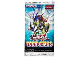 Yu Gi Oh Sammelkartenspiel Toon Chaos Booster
