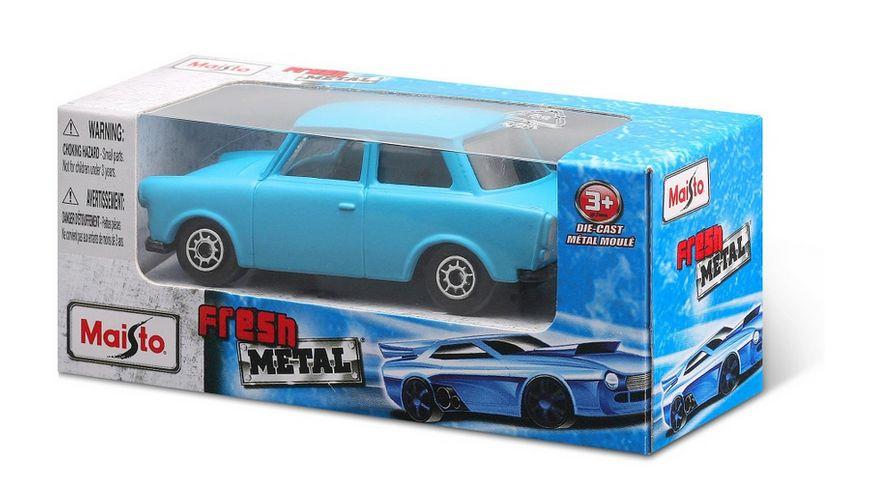 Maisto - Fresh Metal - Trabant 7,5cm