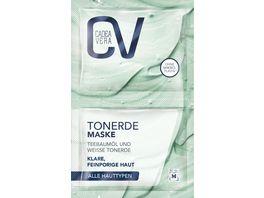 CV Tonerde Maske