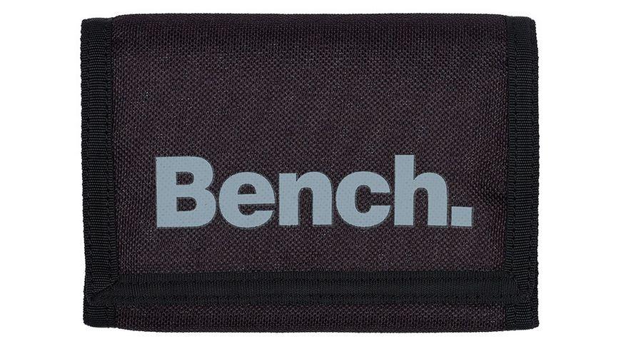 Bench. Klettbörse sortiert
