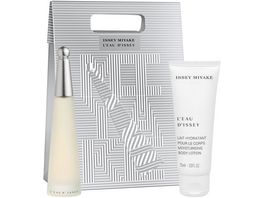 ISSEY MIYAKE L Eau d Issey Trade Set
