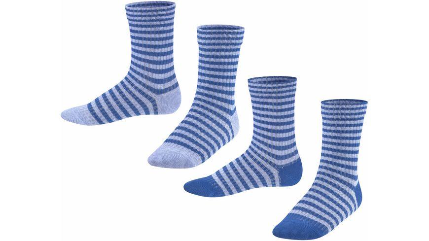 ESPRIT Kinder Socken Sporty Stripe 2er Pack
