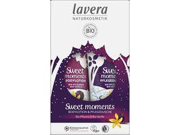 lavera Geschenkset Sweet Moments