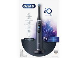 Oral B Power Elektrische Zahnbuerste iO Series 9N Black Onyx 1ST