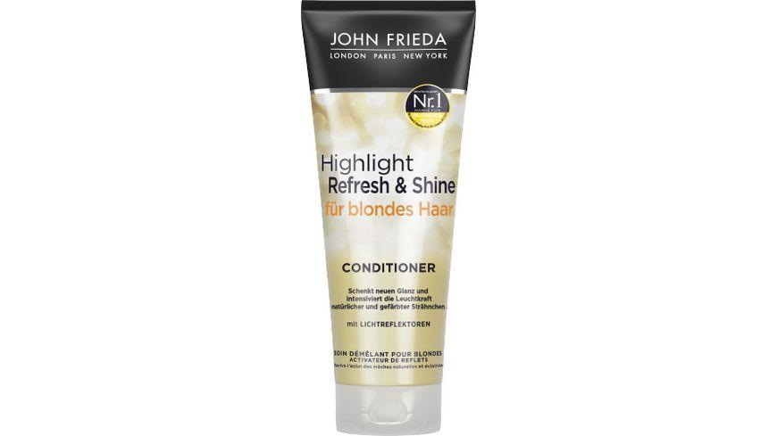 John Frieda Highlight Refresh&Shine Conditioner