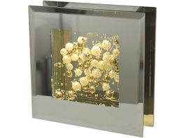 GILDE LED Rahmen Frames Medium Cerosa 20 x 4 x 20 cm