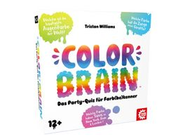 Game Factory Color Brain Das Party Quiz fuer Farb be kenner