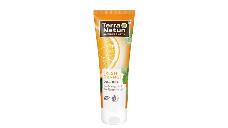 Terra Naturi Duschgel Fresh Orange