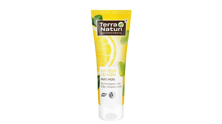 Terra Naturi Duschgel Lovely Lemon