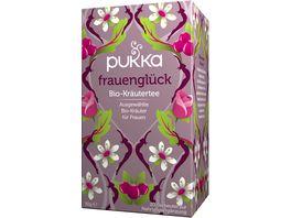 pukka Bio Tee Frauenglueck