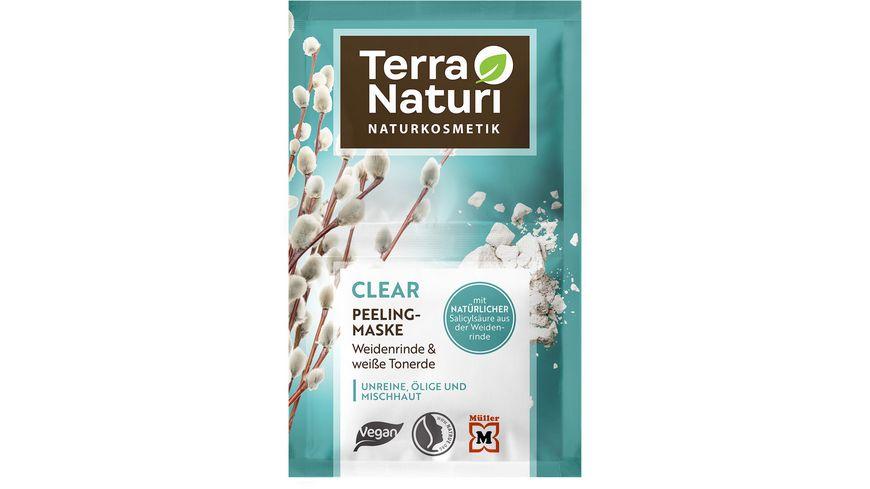 Terra Naturi CLEAR Peeling Maske