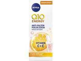 NIVEA Q10 Energy Anti Muedigkeit Perlen Serum