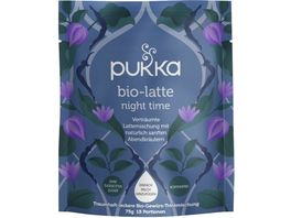 pukka Bio Latte Night Time