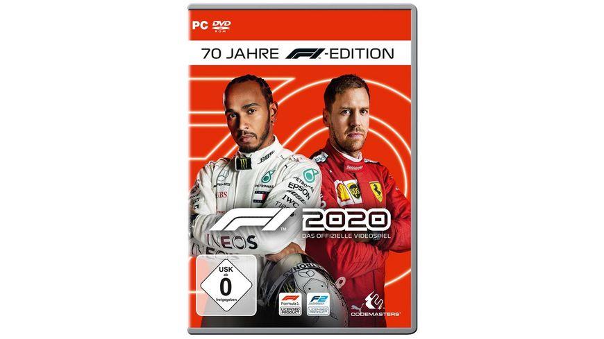 F1 2020 - Das offizielle Videospiel (70 Jahre F1