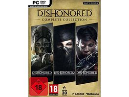 Dishonored Complete Edition