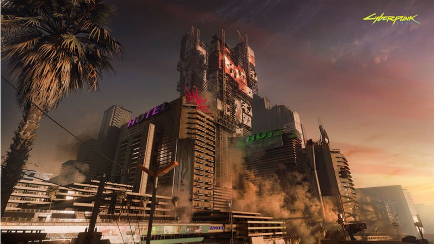 CYBERPUNK 2077 Day 1 Edition