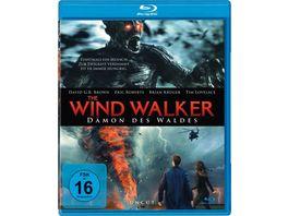 The Wind Walker Daemon des Waldes uncut