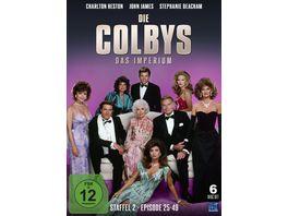 Die Colbys Das Imperium Staffel 2 Episode 25 49 6 DVDs