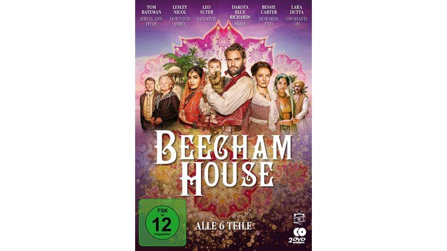 Beecham House – Alle 6 Teile  [2 DVDs]