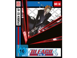 Bleach TV Serie Box 8 Episoden 152 167 2 Blu rays