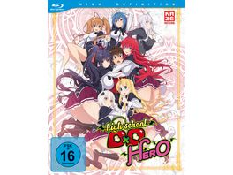 Highschool DxD HERO 4 Staffel Vol 1 Sammelschuber Limited Edition