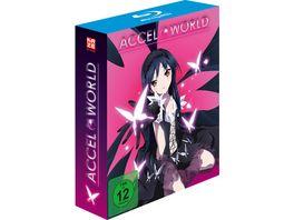 Accel World Gesamtausgabe Blu ray Box 4 BRs