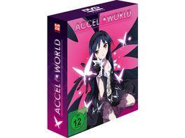 Accel World Gesamtausgabe DVD Box 4 DVDs